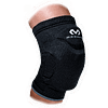 knee protection pads black