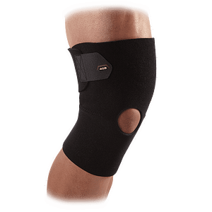 409 knee support wrap adjustable open patella