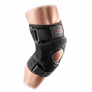 VOW Knee Support Wrap met scharnieren en riemen 4205