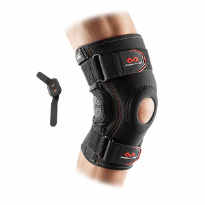 429 knee support brace polycentric hinges