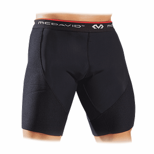 477 neoprene performance compression shorts