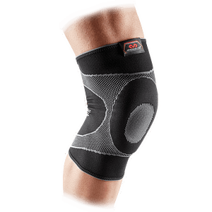 5125 knee support sleeve elastic gel buttress