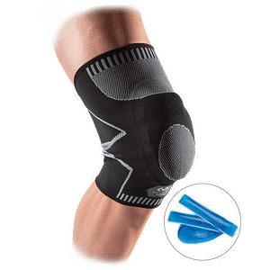 5141 knee recovery sleeve elastic cold packs
