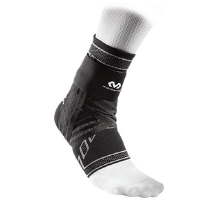 Elite Engineered Elastic Ankle Brace With Straps And Stays 5146