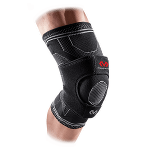 Elite Engineered Elastic Knee Support Brace With Dual Wrap And Stays 5147