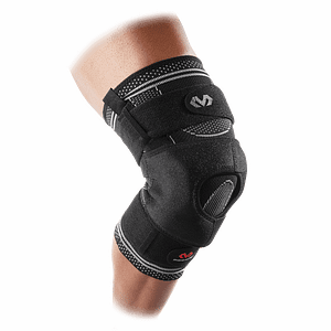 Elite Engineered Elastic Knee Brace with Dual Wrap And Hinges 5149