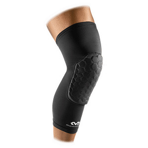 Hex Tuf Leg Protection Sleeves / Pair black 6446X