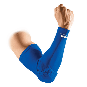 Hex Shooter Arm Protection Sleeve / Single royal blue 6500
