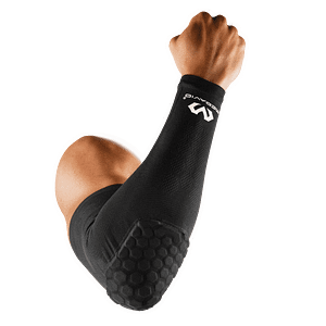 Elite Hex Shooter Arm Protection Sleeve / Single black 6501