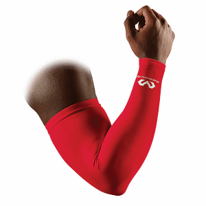 Arm Compression Sleeve / pair red 6566
