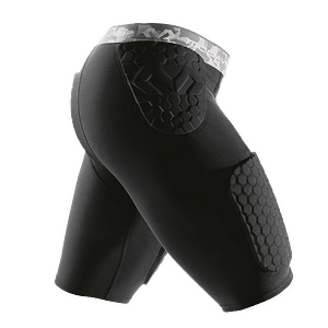 Hexagone Protection Thudd Short noir 737