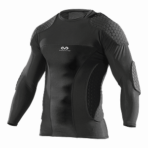 Hex Goalkeeper Protection Shirt Extreem zwart 7737