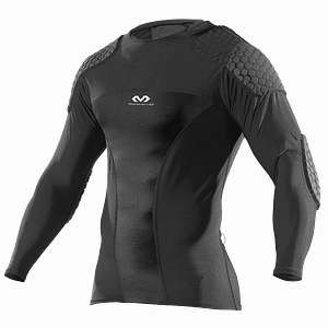 Hex Goalkeeper Protection Shirt Dive black 7738