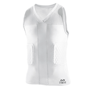 Hex Protection Tank Shirt 3-Pad white 7962