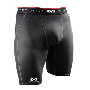 Men's Compression Short black 8100