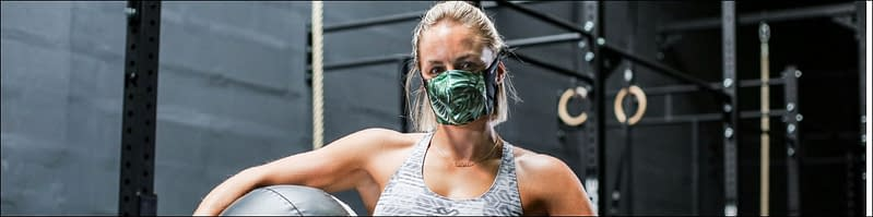 tips for wearing facemask at the gym