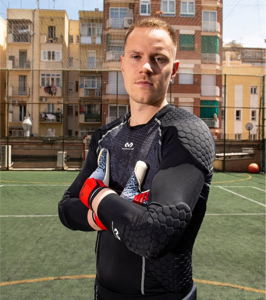 goalkeeper lifestyle marc ter stegen