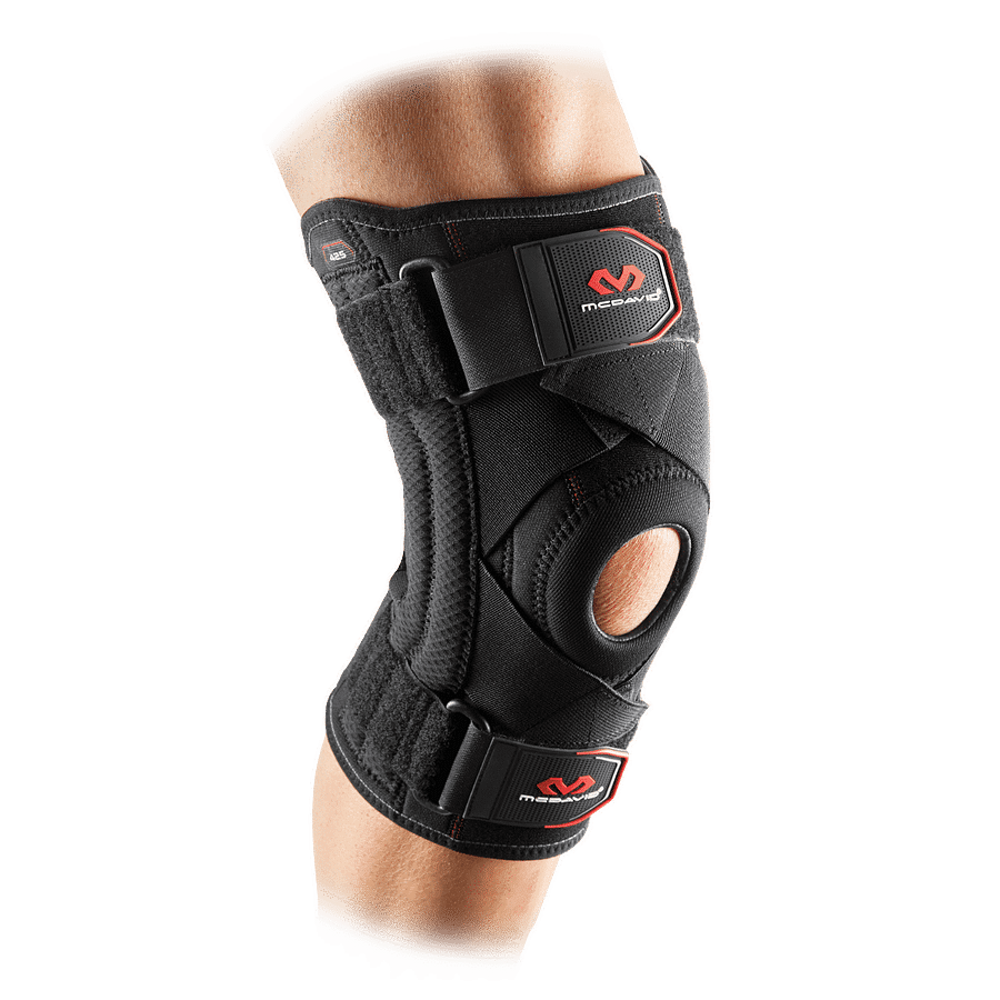 425 knee support brace stays and cross straps