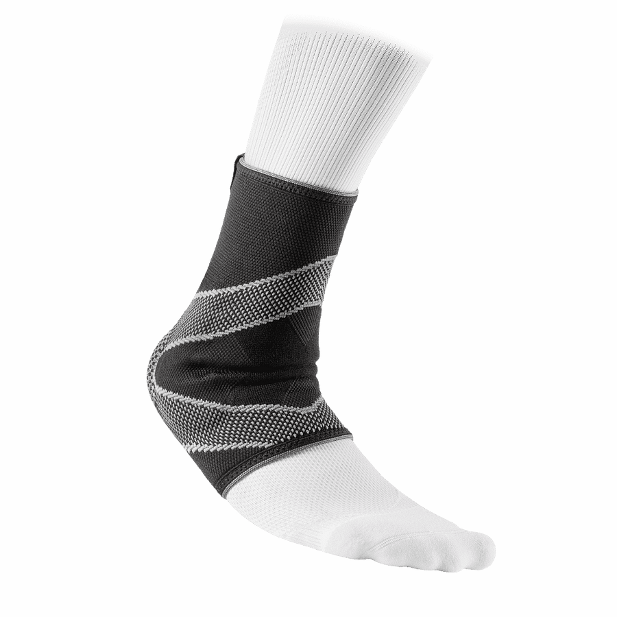 5115 ankle support sleeve elastic gel buttresses