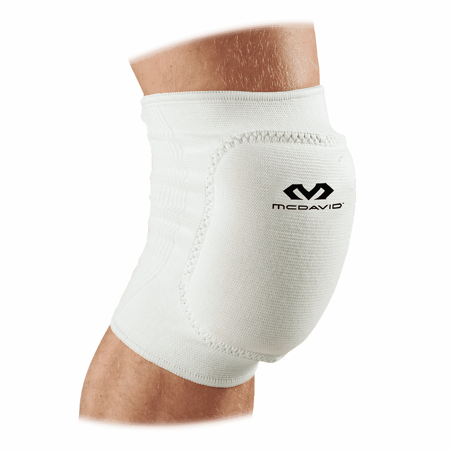 Sport Knee Protection Pads / Pair white 601