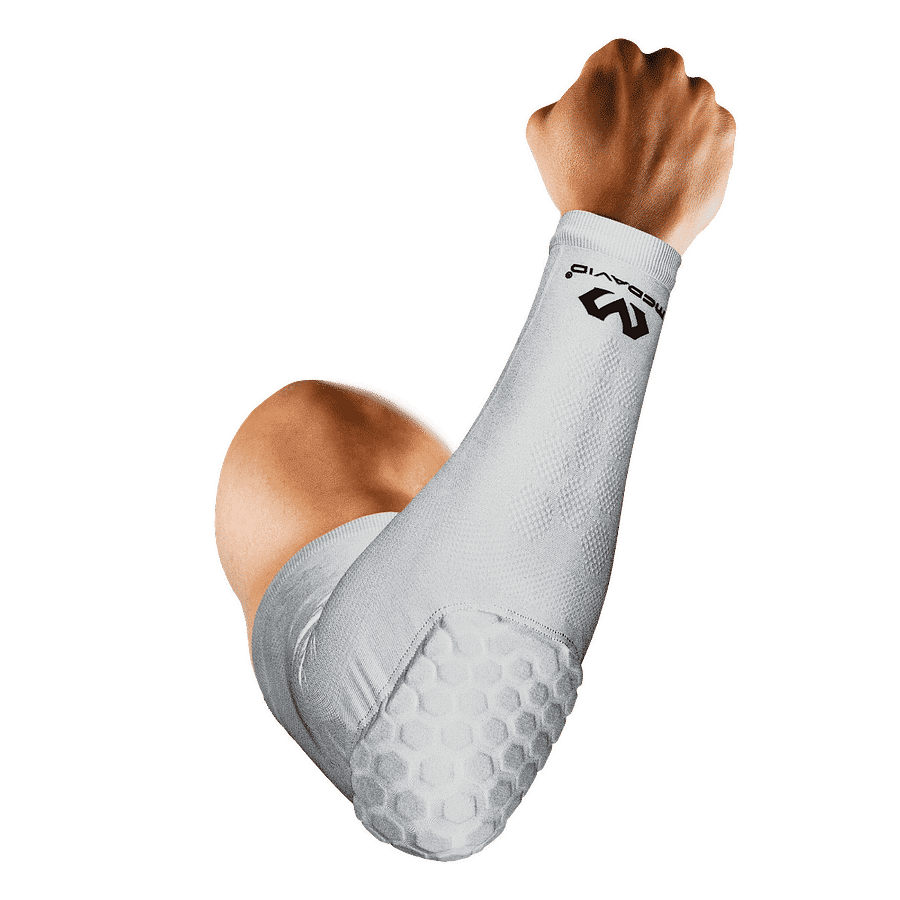 Elite Hex Shooter Arm Protection Sleeve / Single white 6501