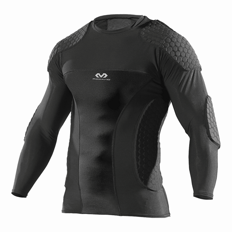 Hex Goalkeeper Protection Shirt Extreme black 7737