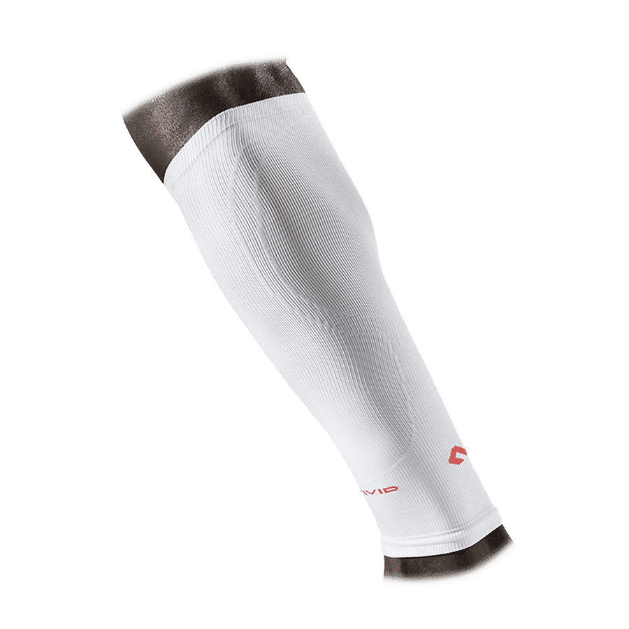 Elite Compression Calf Sleeves / Pair white 8836