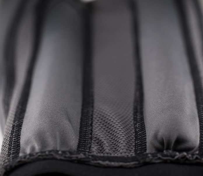 contoured support pads sleeve