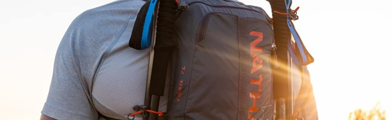how to choose running backpack