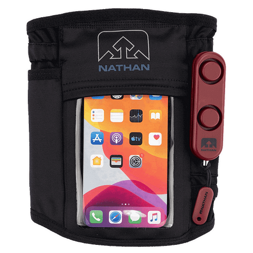 safer run safety arm phone sleeve