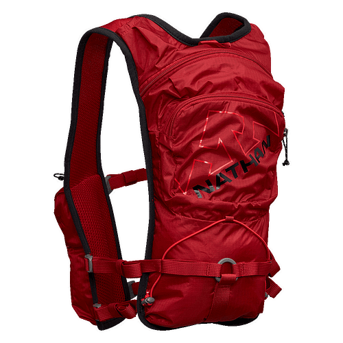 quickstart 6l running vest red