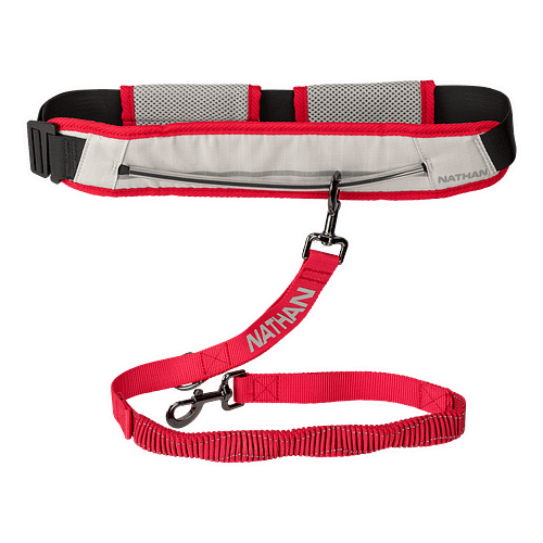 Runner's Waistbelt With Leash