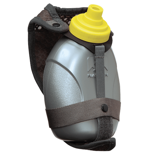 quickshot handheld hydration flask