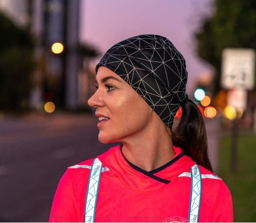 ponytail compatible beanie